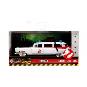 Ghostbusters Ecto-1 Hollywood Rides 1:32 - Metal Die Cast