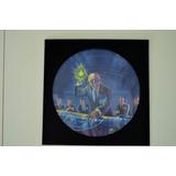 Megadeth - Rust In Peace - Lp Picture Disc - Raro