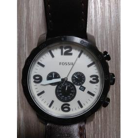 c514b1e71b1 Relogio Fossil Jr1390 Masculino - Relógios De Pulso no Mercado Livre ...