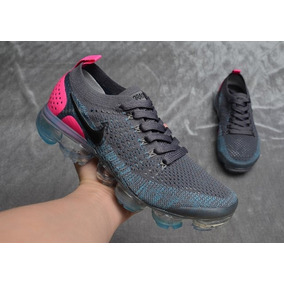 7ee3039ce18 Tenis Nike Preto Com Onda Rosa Feminino Flyknit Masculino - Nike no ...