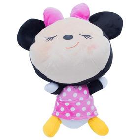 Peluche G Clásico Push Minnie Mouse Disney