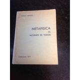 Todos pdf de al alcance metafisica