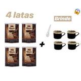 Marita Café 3.0 Café 4 Latas + 1 Colher E 4 Xícara Grátis