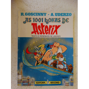 As 1001 Horas De Asterix! Record 1987!