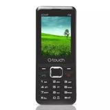 Celular Qtouch Q10 Dual Chip Desbloqueado Gsm Preto Vermelho