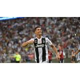 Camiseta Niños Juventus 2018/2019. Ronaldo. Original.
