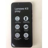 Lenovo K5 Play 3gb De Ram 32gb Interno Reconhecimento Facial