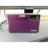Camara Kodak M590 + Estuche + Msd 4gb