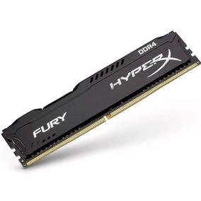 Memoria Ram Ddr4 4gb 2666mhz Hyperx Fury Black Hx426c15fb/4