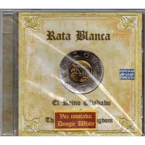 Rata Blanca - El Reino Olvidado + The Forgotten Kingdom 2 Cd