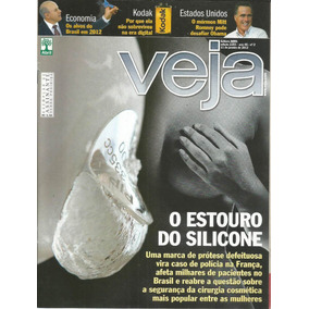 Veja 2251 O Estouro Do Silicone - Abril -bonellihq Cx419 H18