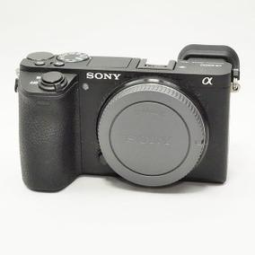 Sony A6500 + 2 Baterias + Cartão De 64gb