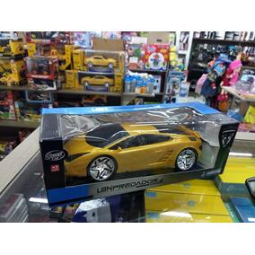 Brinquedo - Super Carro Lamborghini Lbn Predator 2019