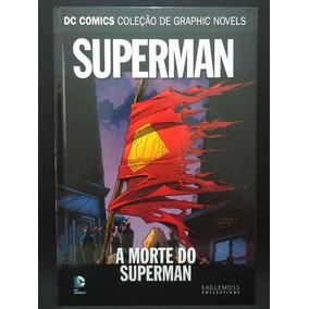 Hq Superman-a Morte Do Superman - Graphic Novels Vol: 24