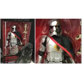 Star Wars The Black Series Captain Phasma Quicksilver Baton