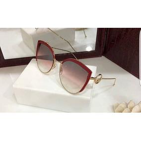 Oculos Replica Primeira Linha Fendi - Óculos no Mercado Livre Brasil c3f3a2de80