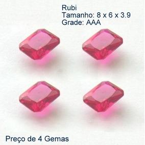 013b6be0e06 Gema Rubi Losango - Pedras Preciosas no Mercado Livre Brasil