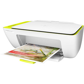Impressora Multifuncional Hp Jato De Tinta 2136 Reembalado