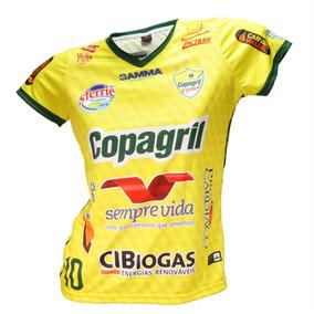 5406f7304b237 Camisa Copagril Marechal Rondon Futsal no Mercado Livre Brasil