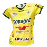 Camisa Copagril Marechal Rondon Futsal no Mercado Livre Brasil f6d40ccb56340