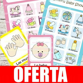 Juegos Para Baby Shower Chistosos En Mercado Libre Mexico