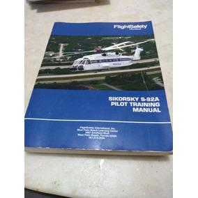 Sikorsky S-92 A Pilot Training Manual-flightsafety Internati