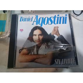Cd Daniel Agostini Sin Limite Año 2004 Ella Me Da Amor