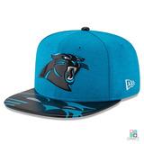 Boné Aba Reta Nfl Carolina Panthers New Era Cam Draft Store 2d0dd242989