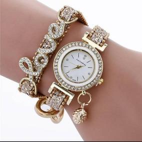 e30815010dc Pulseira Wish Esportivo - Relógios De Pulso no Mercado Livre Brasil