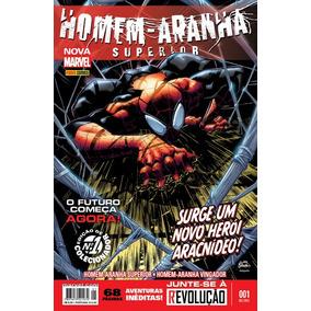 Homem-aranha Superior - Marvel - Panini -completa