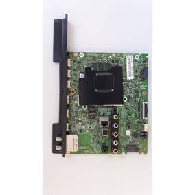 Placa Principal Tv Samsung Smart Curved Un55j6500ag