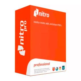 Nitro Pdf Pro12 Final Editor De Pdf Win 64 Bits - Vitalício