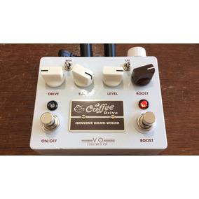 Pedal Coffee Drive - Vo Custom Shop Handwired Ts 808 Ts9