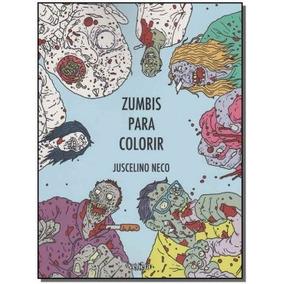 Zumbis Para Colorir