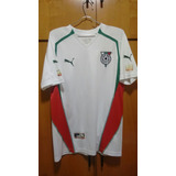Camisa Original Da Bulgária 2002   2004 Puma Aceito Trocas. 8daa0d7bc3519