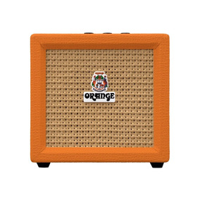 Novo Combo Amplificador 3 Watts Orange Guitarra Mini Crush