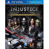Juego Psvita Injustice Gods Among Us Ultimate Edition