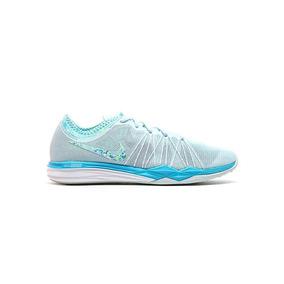 Tenis Nike Dual Fusion Correr Para Mujer Gris 844674-007