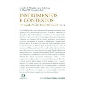 Instrumentos E Contextos De Avaliaçao Psicologica