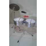 Timbales Parker Completos