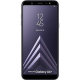 Celular Samsung Galaxy A6+ 2018 Prata 4gb 64gb Tela 6.0