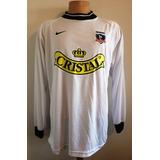 Colo Colo 2001 - Camiseta Colo-Colo Hombre en Mercado Libre Chile 499fa8a7b4397