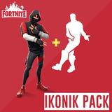 Ikonik Skin + Baile - Ps4 Pc Xbox