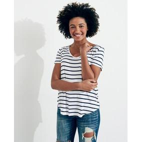 ce030ed0c6 Blusa Polo Feminina Preta Marisa - Camisetas Manga Curta no Mercado ...