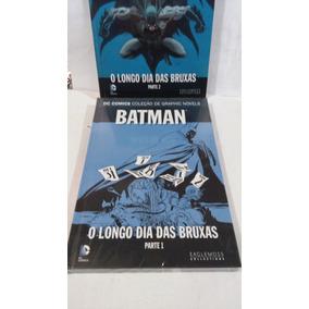 Batman O Longo Dia Das Bruxas Graphic Novels - 2 Volumes
