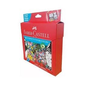 Lápis Faber-castell Caixa C/60 Cores - I M P E R D Í V E L !
