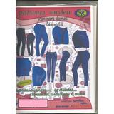 Patrones Soryfec Jeans De Damas