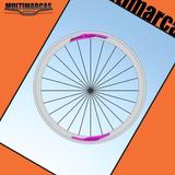 Adesivo De Bicicleta Roda Campagnolo Shamal 12