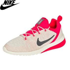 Tenis Nike Ck Racer Deportivo Mujer Beige 22.5-26 W78660