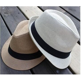 Chapeu Panama Estilo Malandro Sambista Infantil - Acessórios da Moda ... fa7e24f6fbe